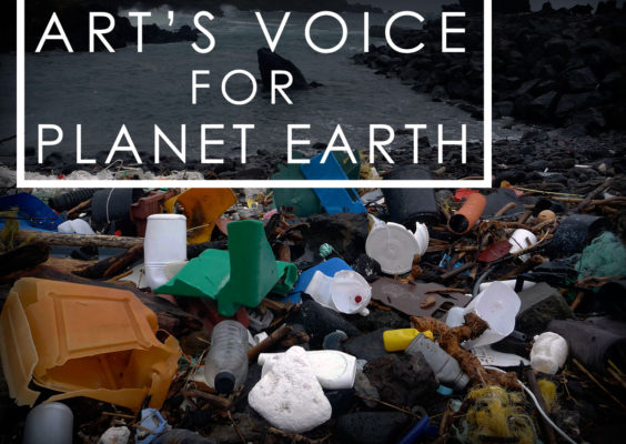 Arts Voice for Planet Earth - by Robert Slivchak