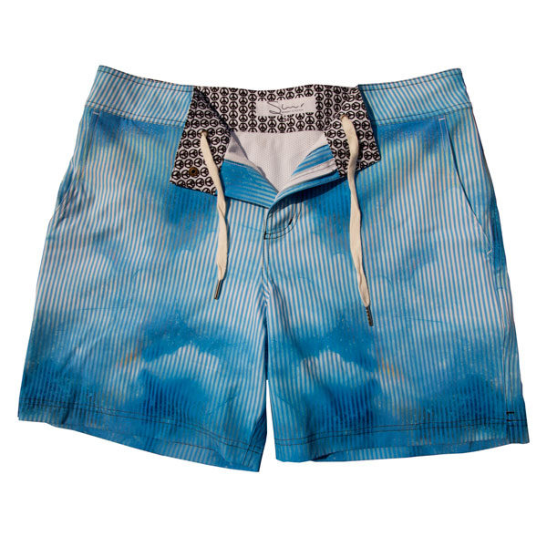Relaxed Cut Swim Shorts - Vacation, Travel, Summer Gift Ideas