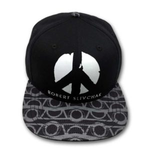 Robert Slivchak Peace Ball Cap