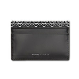 The Robert Slivchak front pocket wallet